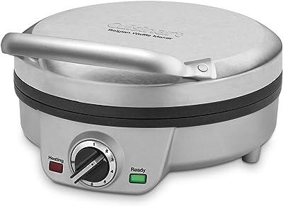 Cuisinart WAF-200 4-Slice Belgian Waffle Maker - Silver