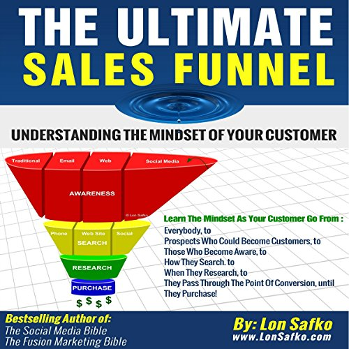 The Ultimate Sales Funnel audiobook cover art