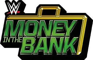 Aquarius Funky Chunky Magnet, Money in The Bank Logo
