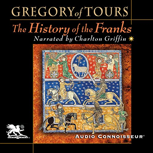 The History of the Franks audiobook cover art