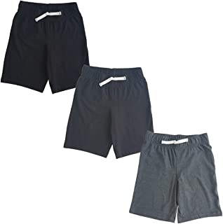 Jumping Beans Boys 3 Pack Shorts: Size 2T-12 (Toddler - Little Boys)