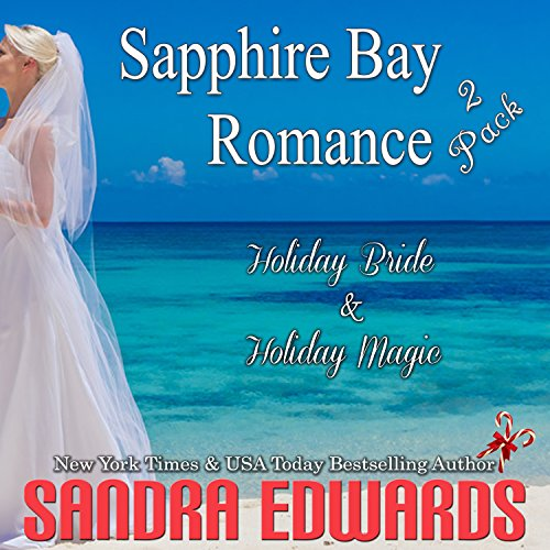 Sapphire Bay Romance 2 Pack audiobook cover art