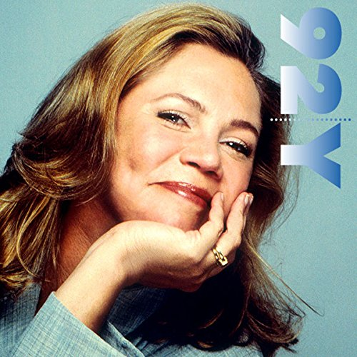 Kathleen Turner in Conversation with Gloria Feldt at the 92nd Street Y audiobook cover art
