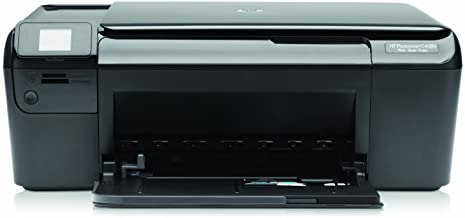 HP Photosmart C4680 All-in-one Printer (Q8418A#ABA)