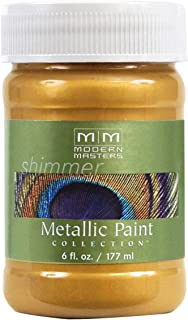 Best modern masters pale gold paint Reviews