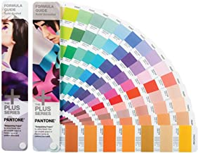 PANTONE FORMULA GUIDE Solid Coated & Solid Uncoated Color Book GP1601