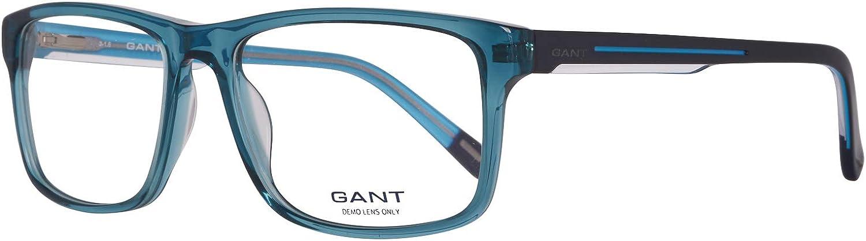 Gant GA3053 090 56mm bluee Crystal Eyeglasses