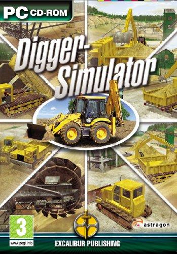 Digger Simulator (PC CD) [Edizione: Regno Unito]