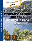 Extreme Calorie Burner the Road Hana Maui. Virtual Indoor Cycling Training / Spinning Fitness and...