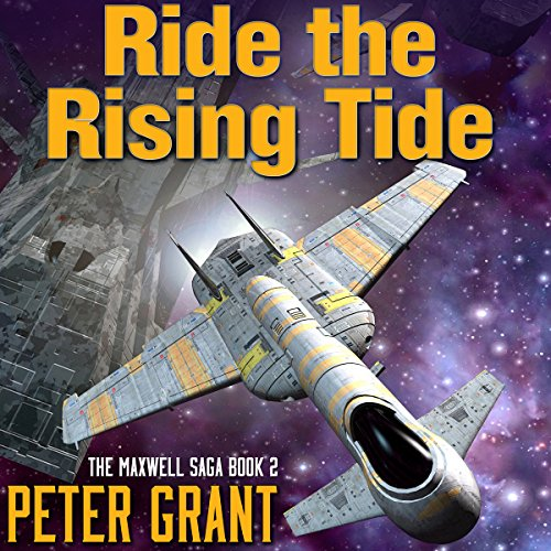 Ride the Rising Tide audiobook cover art