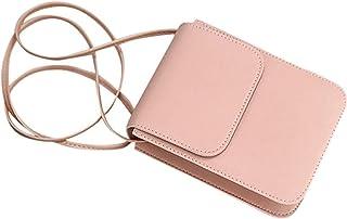 ASOSMOS - Borsa per telefono da donna, alla moda, a tracolla, mini borsa quadrata da donna