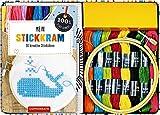 Mein Stickkram: 10 kreative Stickideen (100% selbst gemacht)
