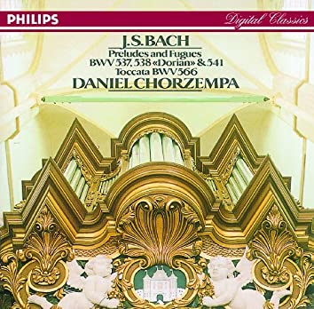 Bach, J.S.: Toccata & Fugue in D minor, etc.