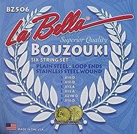 La Bella BZ506 BOUZOUKI ブズーキ6弦セット