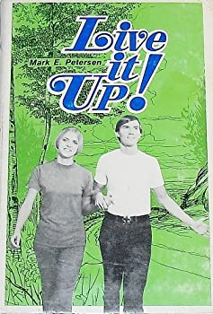 Hardcover Live It Up! Book