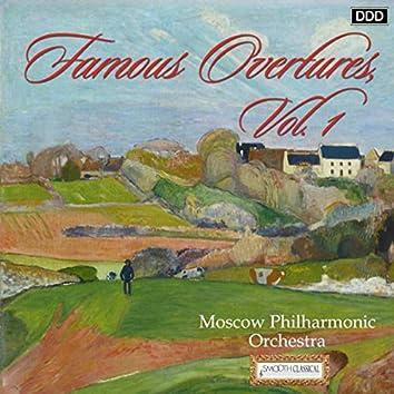Famous Overtures, Vol. 1