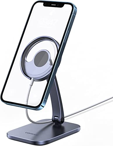 lowest UGREEN Phone wholesale Stand for Magsafe Charger, Ajustable Magsafe Phone Stand Holder for Desk, Compatible with iPhone 12, 12 Mini, 12 outlet sale Pro, 12 Pro Max online