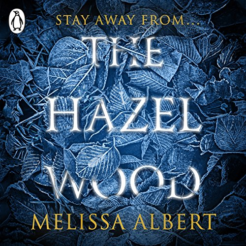 The Hazel Wood audiobook cover art