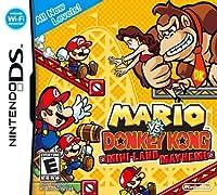 Mario Vs Donkey Kong Mini-Land Mayhem (輸入版:北米) DS