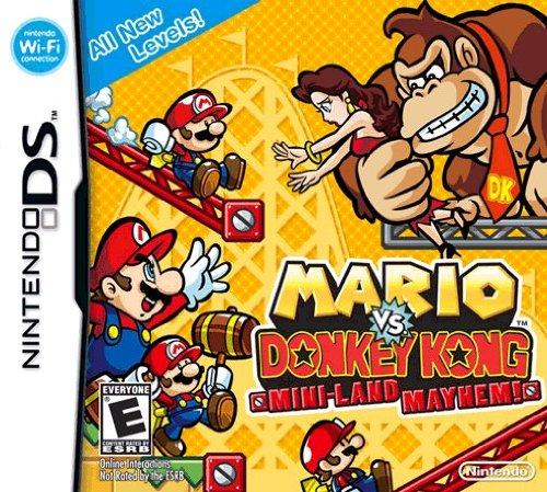 Mario vs. Donkey Kong Mini-Land Mayhem! (Nintendo DS) [Importación inglesa]