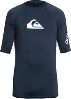 Quiksilver™ All Time - Lycra manches courtes UPF 50 - Homme