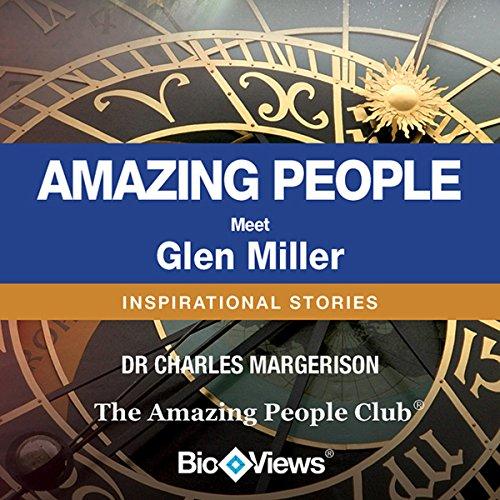 Meet Glen Miller audiobook cover art