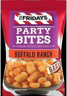 Tgi Fridays Buffalo Ranch Party Bites, 2.25 Ounce -- 6 per case.