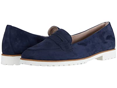 Paul Green Carmela Flat (Space Nubuck) Women