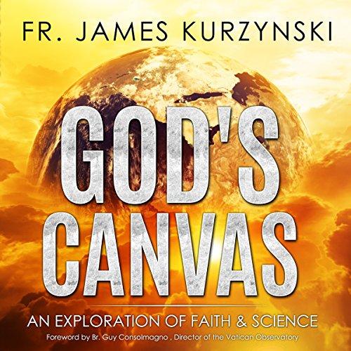 God's Canvas: An Exploration of Faith, Astronomy, and Creation Titelbild