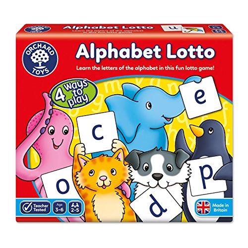 Alphabet Lotto   Juego para aprender el alfabeto (en inglés)