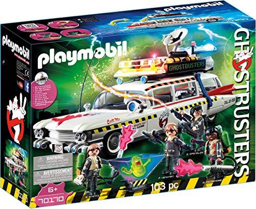 PLAYMOBIL Ghostbusters Ecto 1A con Módulo