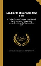 Land Birds of Northern New York: A Pocket Guide to Common Land Birds of the St. Lawrence Valley and the Lowlands in General of Northern New York