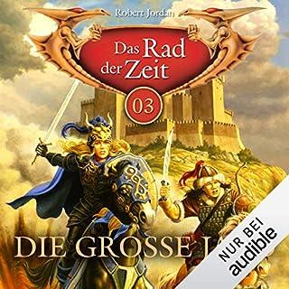 Die große Jagd audiobook cover art