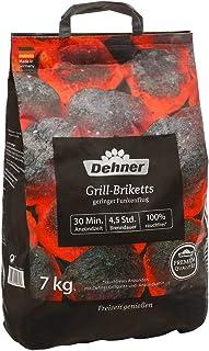 Dehner Brykiety do grilla, 7 kg
