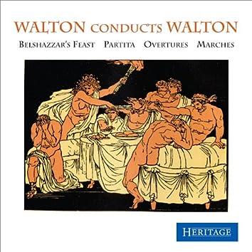 Walton conducts Walton