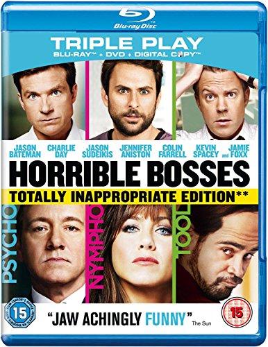 Horrible Bosses - Triple Play (Blu-ray + DVD + Digital Copy) [Region Free]