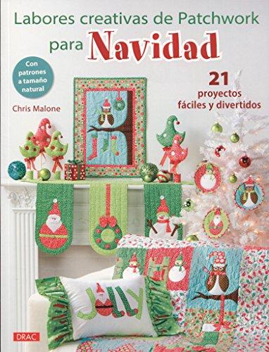 Labores creativas de Patchwork para Navidad