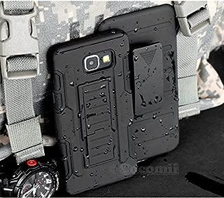 Full Body Dual Layer Rugged Cover for LG K10 2017 Heavy Duty R.Black Cocomii Robot Armor LG K10 2017//LV5//K20 V//K20 Plus//Harmony Case NEW Premium Belt Clip Holster Kickstand Shockproof Hard Bumper Shell Military Defender