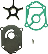 GHmarine Water Pump Impeller Kit Replacement for Suzuki DT115 DT140 17400-94611 18-3257