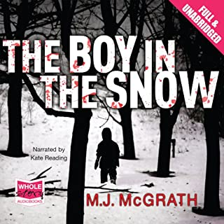 The Boy in the Snow cover art