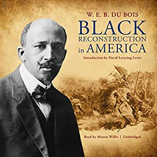 Black Reconstruction in America audiobook cover art
