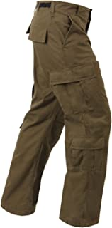 Russet Brown Vintage Paratrooper Fatigues