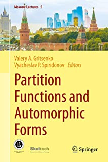 Partition Functions and Automorphic Forms