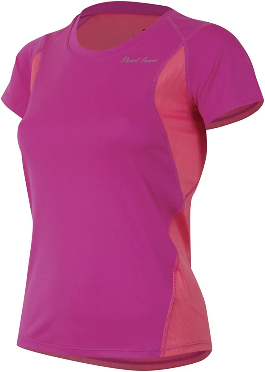 Cheap mail order specialty online shopping store Pearl Izumi Women's Fly Shirt Short Sleeve