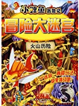 Volcano Adventure (Adventures of Little Carp in a Labyrinth (Chinese Edition)