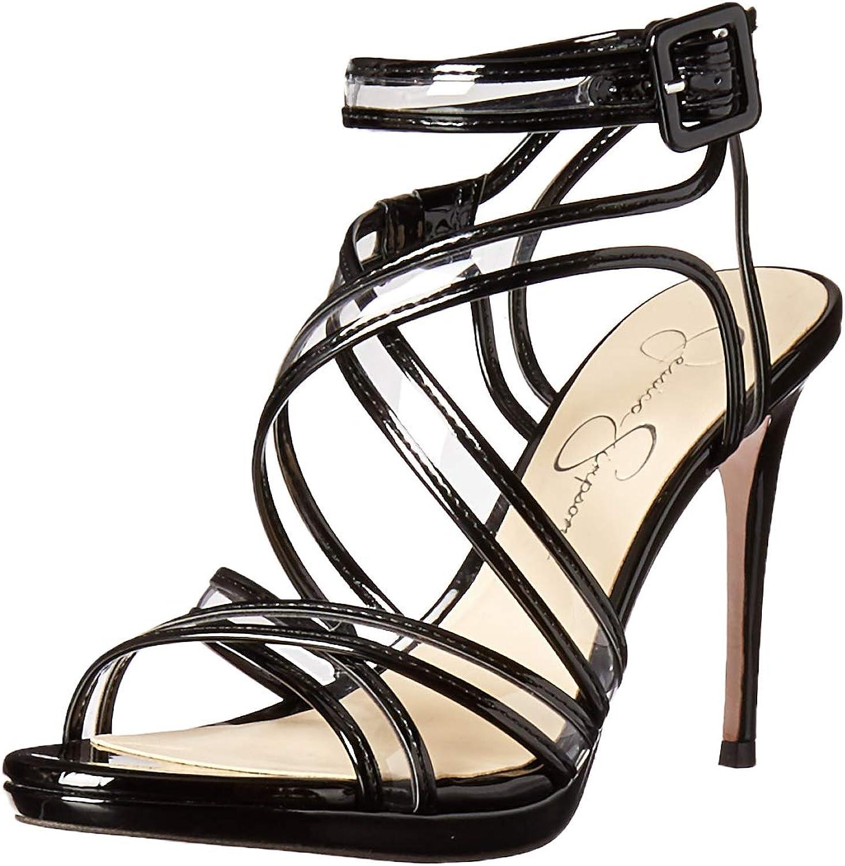 Jessica Simpson Womens Kendele2 Heeled Sandal