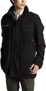 Rothco Ultra Force Vintage M-65 Jacket Black