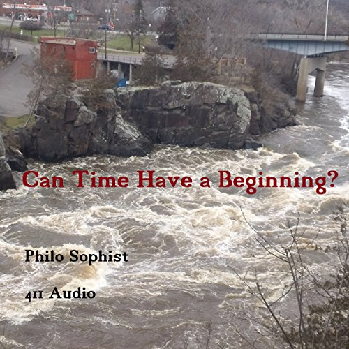 Can Time Have a Beginning? audiobook cover art