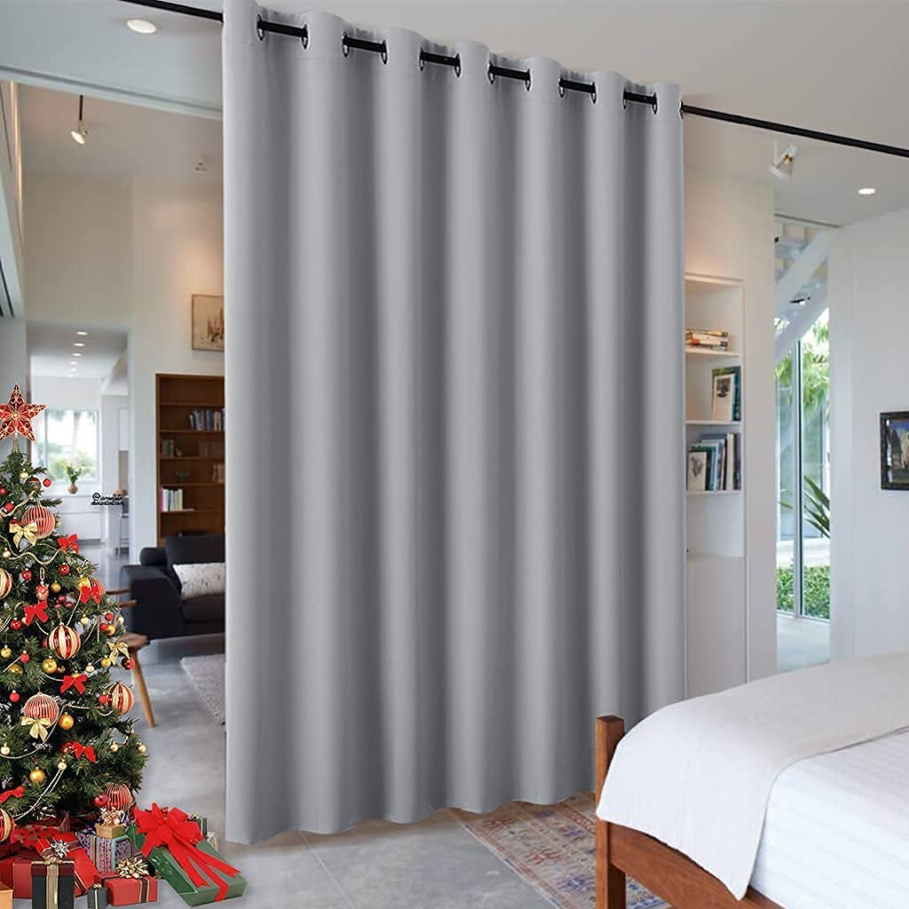 RYB HOME Blackout Nashville-Davidson Mall Financial sales sale Curtains Room Dividers Wall Privacy Total Div