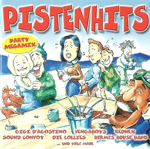 PisstenHits (Party MegaM i x)